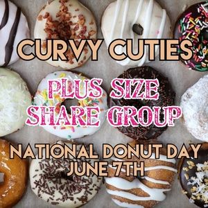 Tops - 6/7 (CLOSED) PLUS SHARE GROUP: Curvy Cuties